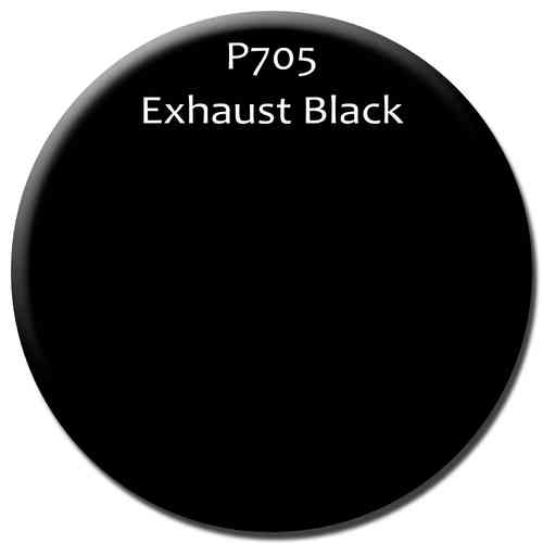 P705 Exhaust Black Weathering Pigment