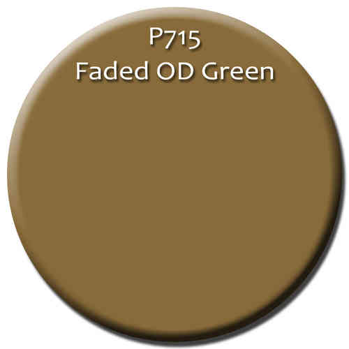 P715 Faded OD Green Weathering Pigment
