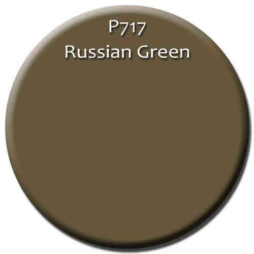 P717 Russian Green Weathering Pigment