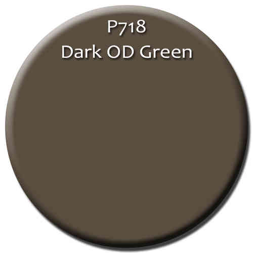 P718 Dark OD Green Weathering Pigment
