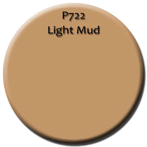 P722 Light Mud Weathering Pigment