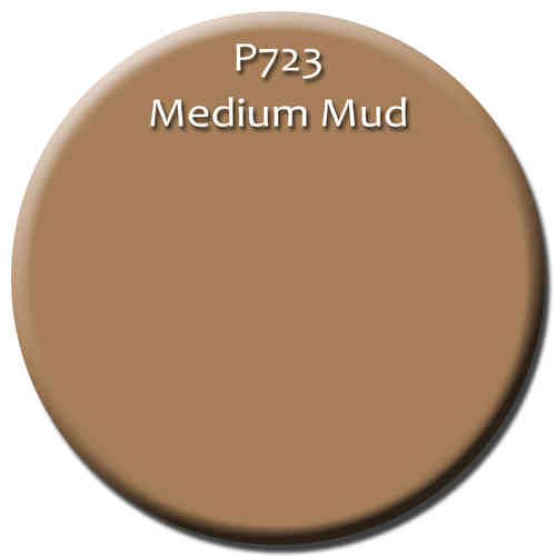 P723 Medium Mud Weathering Pigment