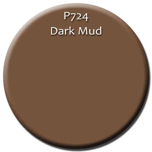 P724 Dark Mud Weathering Pigment