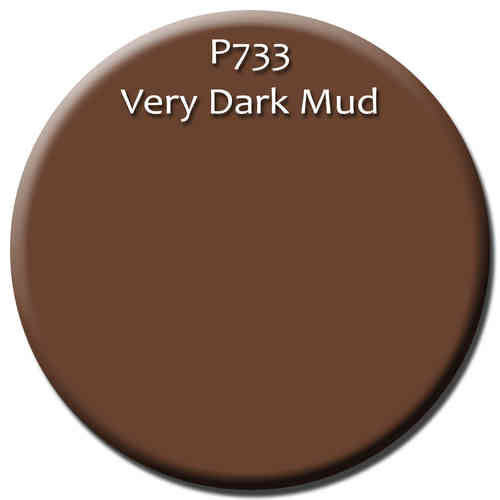 P733 Very Dark Mud Weathering Pigment