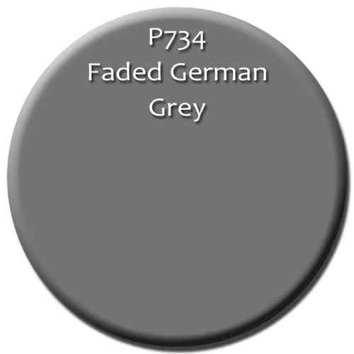 P734 Faded German Grey Weathering Pigment