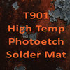 T901 High Temperature Photoetch Solder Mat